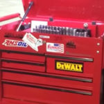 Werkstattwagen für den Schrauber